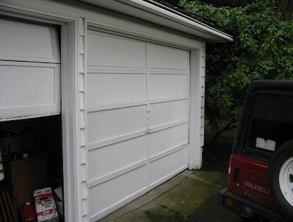 HandMade Custom Wood Garage Doors and REAL Carriage House Doors by