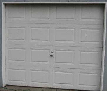 Custom Garage Doors or REAL Carriage Doors will solve this ugly situation for your carriage house & Hand-made custom carriage garage doors and REAL Carriage House ...