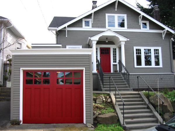 Custom Craftsman Garage Doors. Choose The Opening Style That Meets Your  Garage Door Requirements: